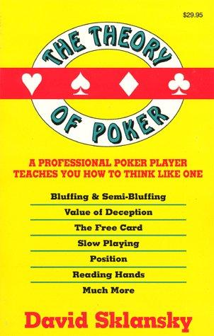 Download The Theory of Poker