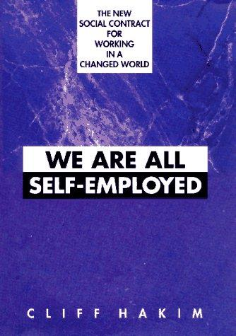 Download We are all self-employed