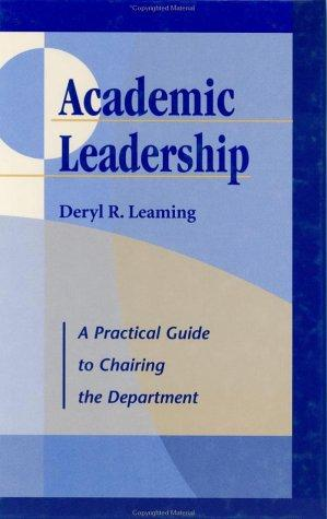 Download Academic leadership