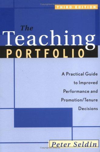 Download The teaching portfolio