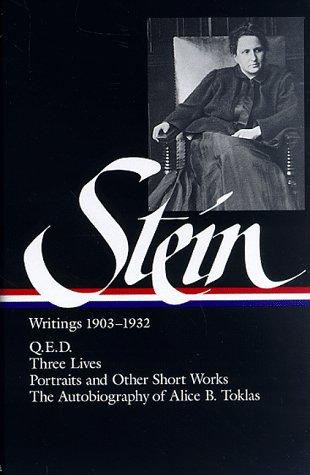 Writings, 1903-1932