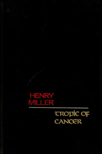 Download Tropic of Cancer.