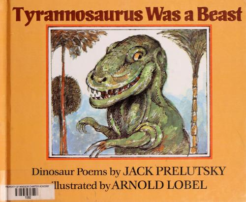Download Tyrannosaurus was a beast