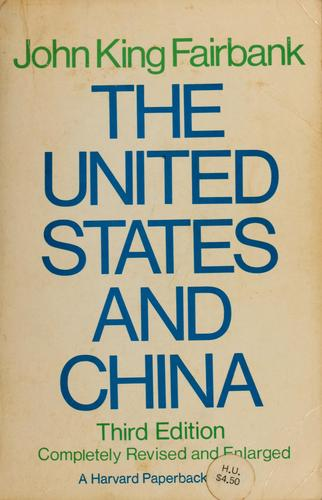 Download The United States and China.