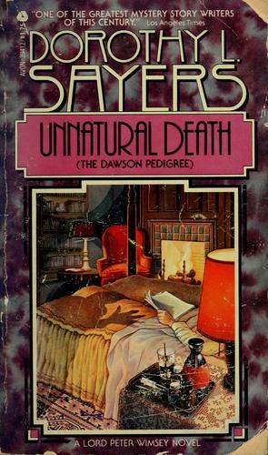 Download Unnatural death