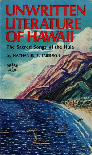 Download Unwritten literature of Hawaii