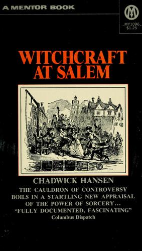 Download Witchcraft at Salem. —