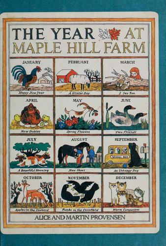 Download The year at Maple Hill Farm