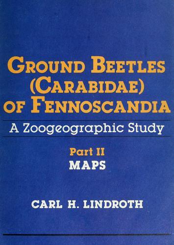Ground beetles (Carabidae) of Fennoscandia