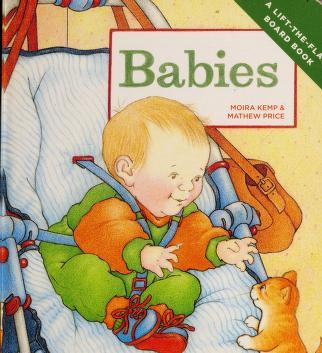 Cover of: Babies | Moira Kemp