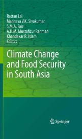 Cover of: Climate Change and Food Security in South Asia