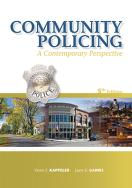 Cover of: Community policing