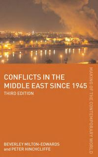 Conflicts in the Middle East since 1945 by Beverley Milton-Edwards