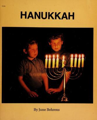 Cover of: Hanukkah | June Behrens