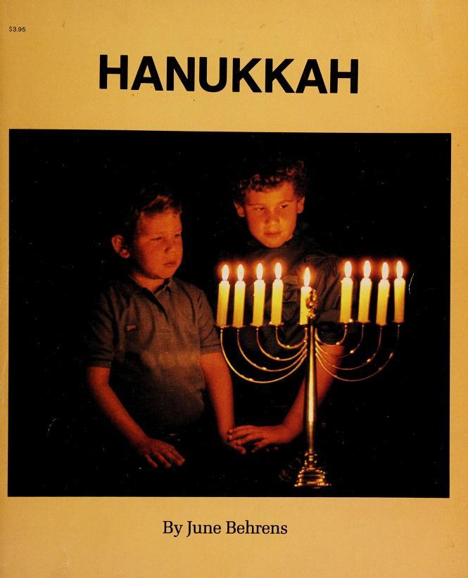 Hanukkah by June Behrens