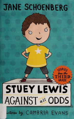 Cover of: Stuey Lewis against all odds | Jane Schoenberg