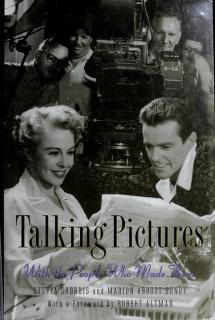 Cover of: Talking Pictures |