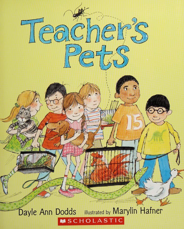 Teacher's Pet by Dayle Ann Dodds
