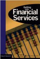 Getting into financial services by Neil Harris