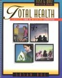 Total Health: Choices for a Winning Lifestyle by Susan Boe
