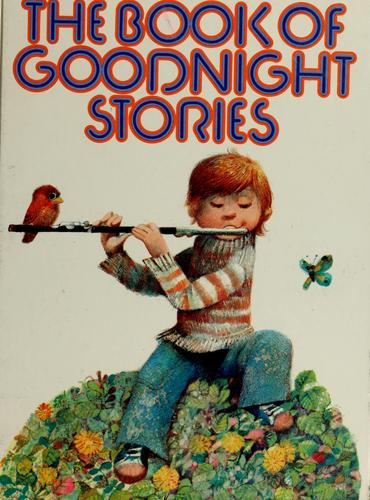 The book of goodnight stories by Vratislav Št̕ovíček