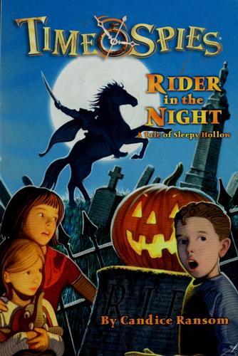 Rider in the night by Candice F. Ransom