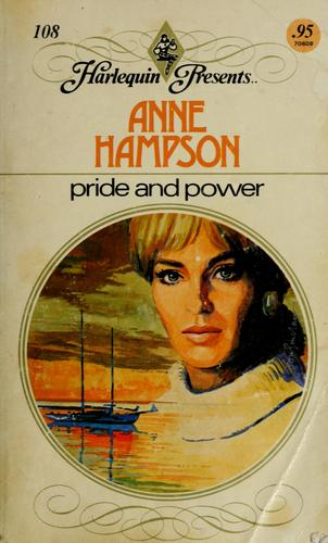 Pride and power by Anne Hampson