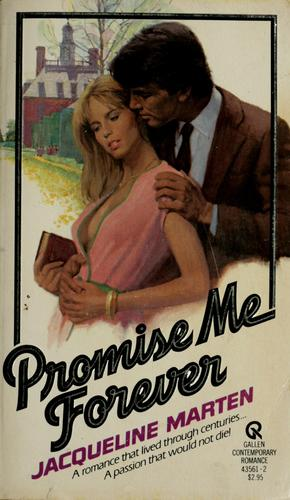 Promise Me Forever by Jacqueline Marten