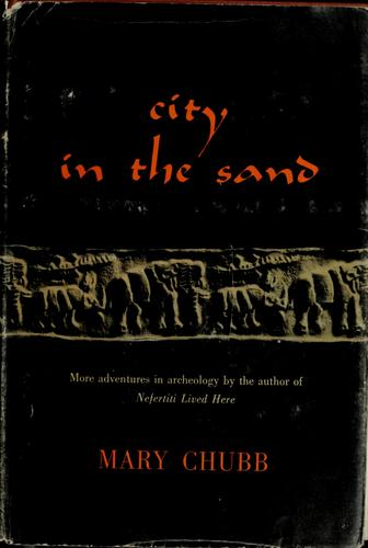 City in the sand.