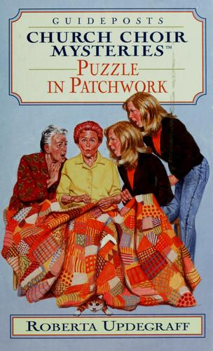 Puzzle in patchwork by Roberta Updegraff
