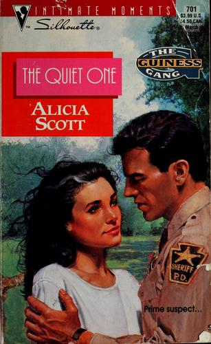 Quiet One  (The Guiness Gang) by Alicia Scott