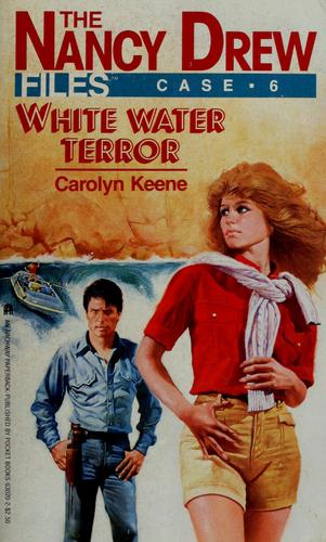White Water Terror by Carolyn Keene