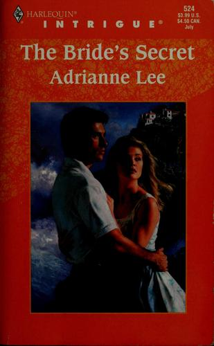 The Bride's Secret by Adrianne Lee