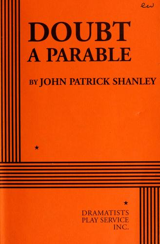 Doubt, A Parable - Acting Edition (Acting Edition for Theater Productions)