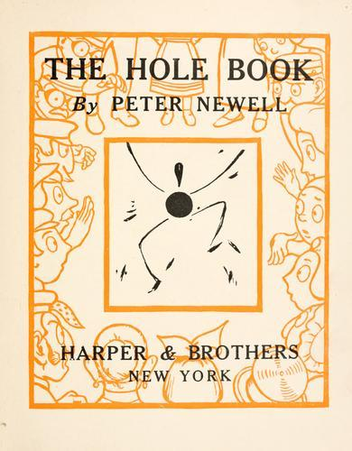 The  hole book by Peter Newell
