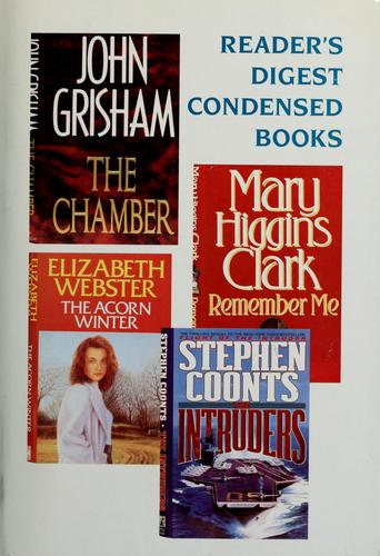 Reader's digest condensed books by Mary Higgins Clark