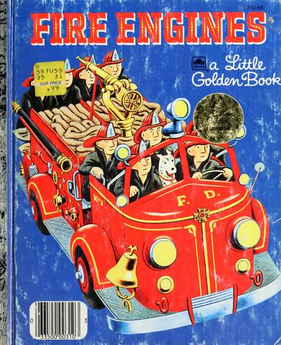 Fire engine book by Tibor Gergely