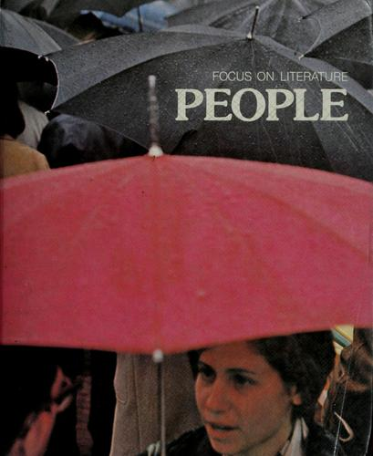 Focus on Literature/ People by Philip James McFarland
