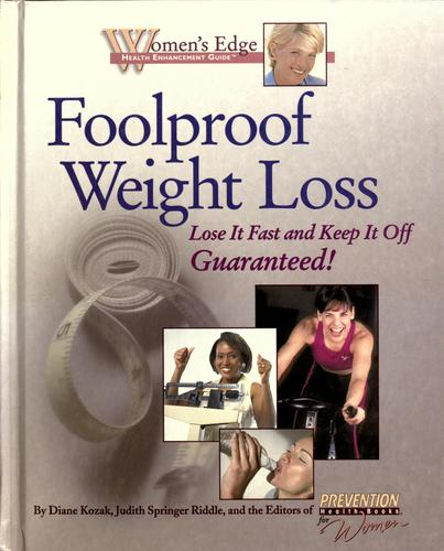 Foolproof weight loss by