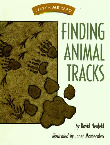 Finding animal tracks by David Neufeld