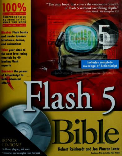 Flash 5 Bible by Robert Reinhardt