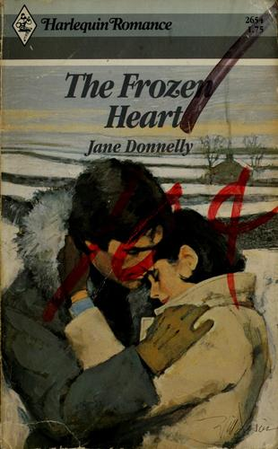 The frozen heart by Jane Donnelly