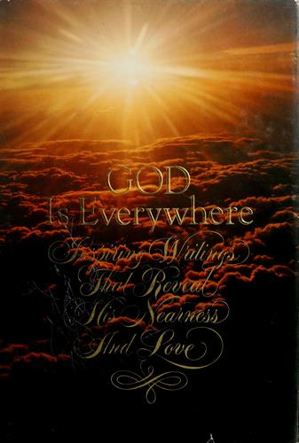 God is everywhere by Harold Whaley