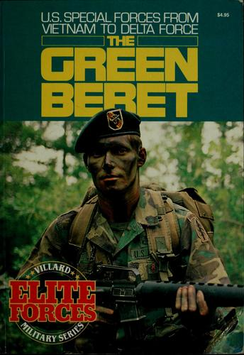 The Green Beret by Adrian J. English