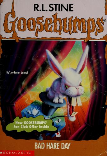 Bad hare day by R. L. Stine