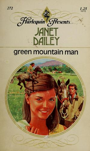Green mountain man by Janet Dailey