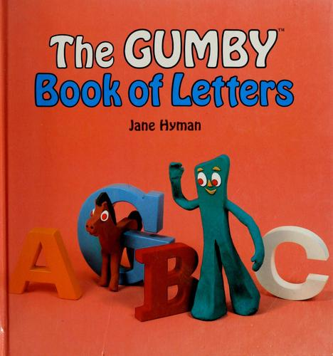 The Gumby book of letters by Jane Hyman