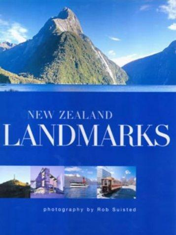 New Zealand Landmarks by Moore, Colin.