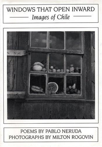 Windows that open inward