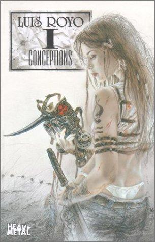 Conceptions I by Luis Royo